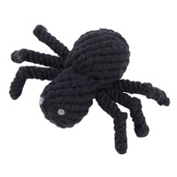 Spike the Spider Rope Dog Toy