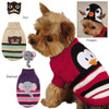 Piggyback Pals Sweater & Hat Set