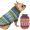 Northern Lights Dog Sweater