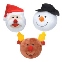 Snowball Gang Dog Toys