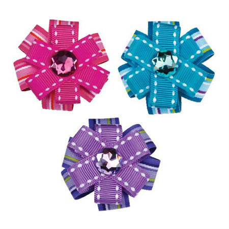 Button Dot Barrette