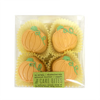 Pumpkin Cake Bites Boxed Dog Treats