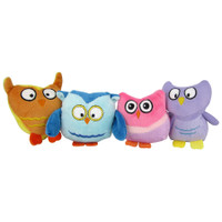 Hoot n' Squeak Plush Toys