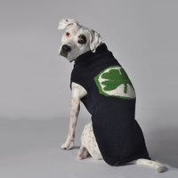 Lucky Clover Dog Sweater