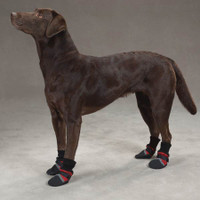 Fleece Lined Dog Boots