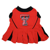 Texas Tech Cheerleader Dog Dress