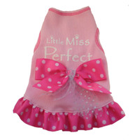 Little Miss Perfect Tank Dress