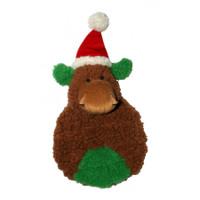 Reindeer Krinkle Squeak Toy