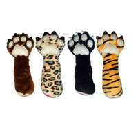 Animal Claw Plush Toy