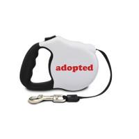 Avant Garde Retractable Dog Leash (Adopted)