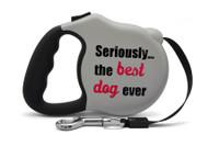 Avant Garde Retractable Dog Leash (Seriously)