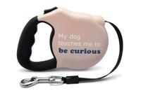 Avant Garde Retractable Dog Leash (My Dog Teaches)
