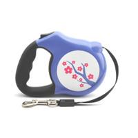 Avant Garde Retractable Dog Leash (Cherry Blossom)