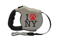 Avant Garde Retractable Dog Leash (I Paw NY)