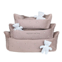 Louisdog Bling Boom Bed