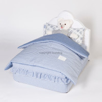 Louisdog Egyptian Cotton Bed