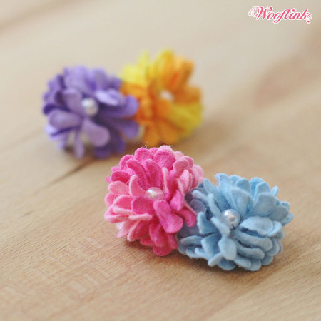 Wooflink Spring Moment Hair Clip