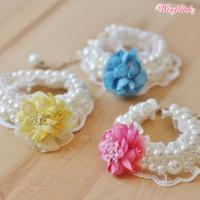 Wooflink Spring Moment Necklace