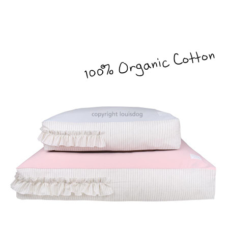 Louisdog Organic Cushion Bed