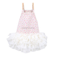 Louisdog English Tutu Dog Dress