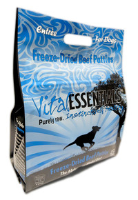 Vita-Essentials Freeze Dried Beef Patties