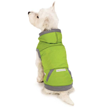Insect Shield Lightweight Dog Hoodie