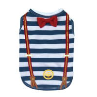 Dogs of Glamour Sailor Boy Tank