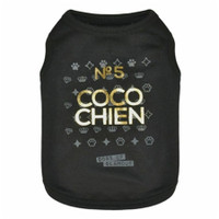 Dogs of Glamour Coco Chien No. 5 Tank
