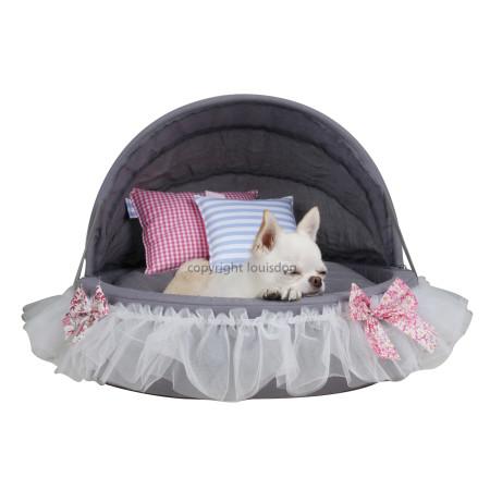 Louisdog Linen Cradle