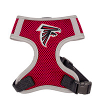 Atlanta Falcons Dog Harness Vest