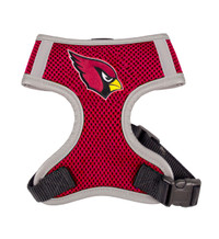 Arizona Cardinals Dog Harness Vest