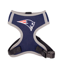 New England Patriots Dog Harness Vest