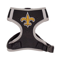 New Orleans Saints Dog Harness Vest