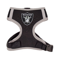 Oakland Raiders Dog Harness Vest