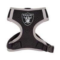 Oakland Raiders Dog Harness Vest