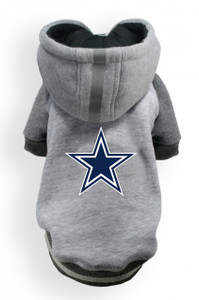 Dallas Cowboys Dog Hoodie
