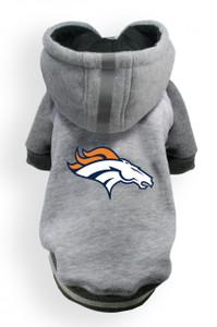 Denver Broncos Dog Hoodie