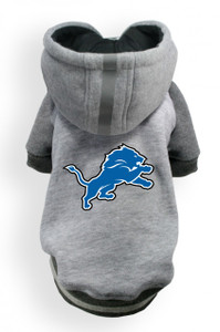 Detroit Lions Dog Hoodie