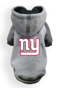 New York Giants Dog Hoodie
