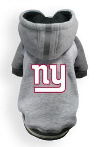 New York Giants Dog Hoodie