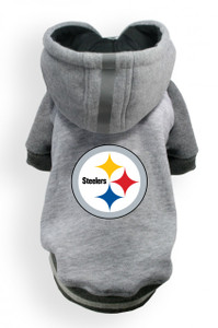 Pittsburgh Steelers Dog Hoodie