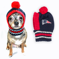 NFL Knit Dog Hats