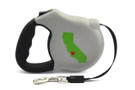 Customizable California Retractable Leash