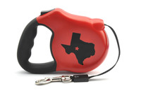 Customizable Texas Retractable Leash