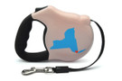 Customizable New York Retractable Leash
