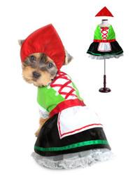 Alpine Girl Dog Costume  sc 1 st  FunnyFur & Pet Costumes u2013 Pet Costume Ideas For All Dogs | FunnyFur.com