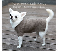 Louisdog Just My Cashmere Sweater