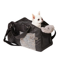Louisdog Tweed Tote Carrier Bag
