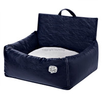 Louisdog Navy Driving Kit Car Seat