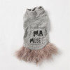 Louisdog Ma Muse Dog Dress
